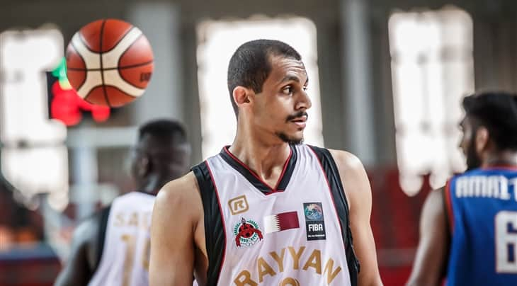 Mizo Amin has received basketball torch of leadership